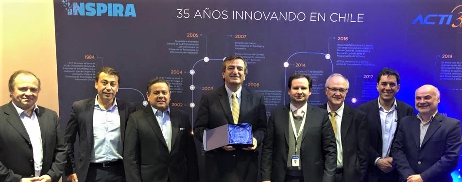 ACTI Premia a NovaRed como Empresa Destacada en el Sector Privado TIC